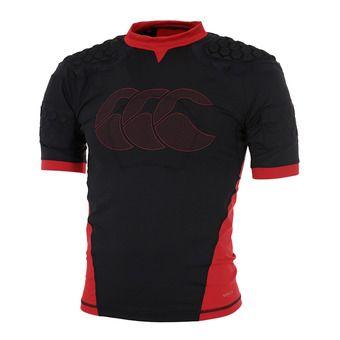 Hombreras hombre VAPODRI FLEX black/red/white