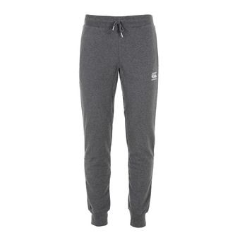 Canterbury TAPERED CUFF FLEECE - Jogging Homme charcoal marl