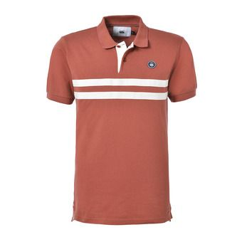 Polo MC homme WANGANUI red wine