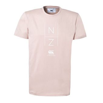 Canterbury KOPARA - Camiseta hombre pink lotus