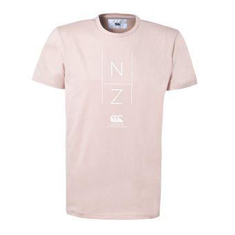 Tee-shirt MC homme KOPARA pink lotus