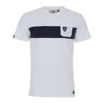 Camiseta hombre BARRYTOWN white