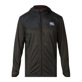 Canterbury VAPODRI L WEIGHT TRAINING - Sudadera hombre vanta black marl