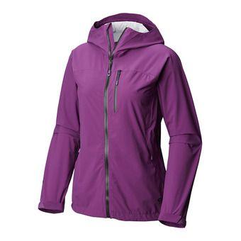 Mountain Hardwear STRETCH OZONIC - Veste Femme cosmos purple