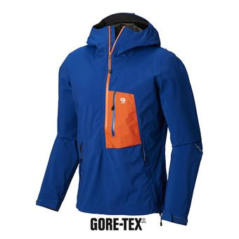 Mountain Hardwear EXPOSURE GTX - Chaqueta hombre nightfall blue