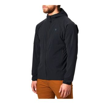 Mountain Hardwear CHOCKSTONE - Veste Homme black