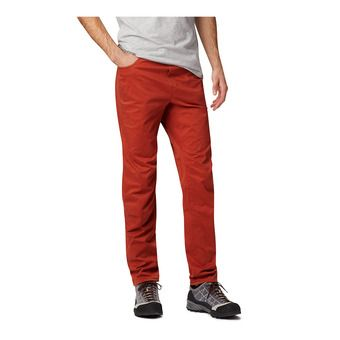Mountain Hardwear CEDERBERG - Pantalon Homme dark copper