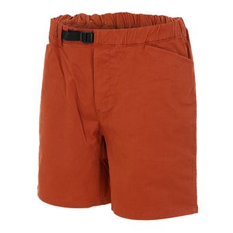 Mountain Hardwear CEDERBERG - Short Uomo dark copper