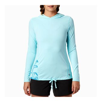 Mountain Hardwear CRATER LAKE - Camiseta mujer eddy