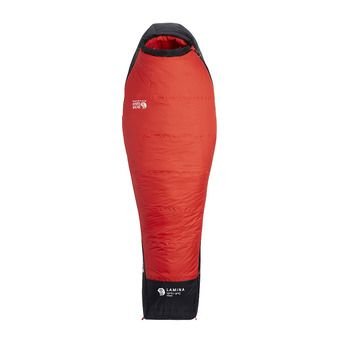 Mountain Hardwear LAMINA 15F -9C - Sac de couchage Femme poppy red