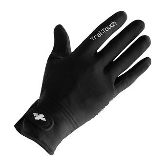 Raidlight TRAIL TOUCH - Guantes negro