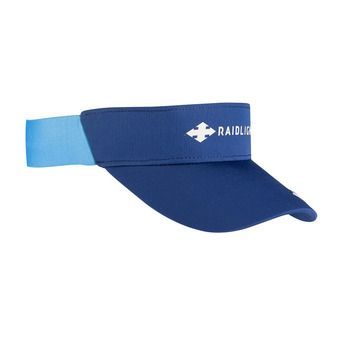 Raidlight R-SUN - Visera azul oscuro/azul