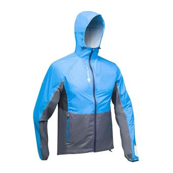 Raidlight TOP EXTREME MP+ - Veste Homme bleu/gris