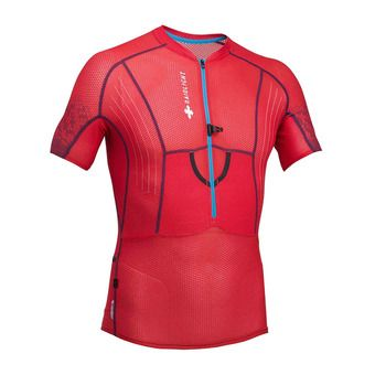 RaidLight XP FIT 3D - Jersey - Men's - red