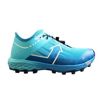 Zapatillas de trail mujer REVOLUTIV azul claro/azul
