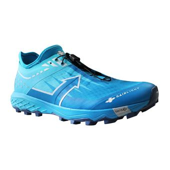 RaidLight REVOLUTIV - Trail Shoes - Women's - light blue/blue