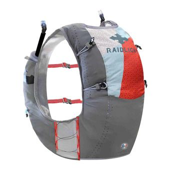 Raidlight RESPONSIV 12L - Chaleco de hidratación hombre grey