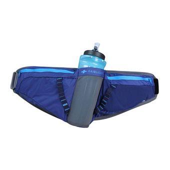 Ceinture d'hydratation homme ACTIV 800 bleu foncé/gris