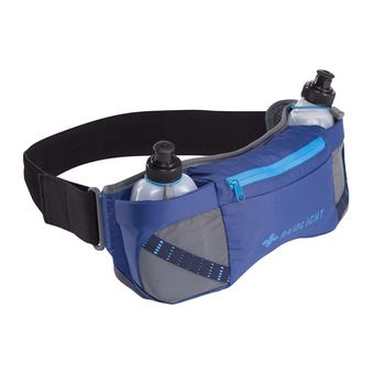 RaidLight ACTIV DUAL 300 - Hydration Belt - Men's - dark blue/grey