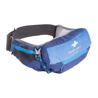 Cinturón de hidratación hombre RESPONSIV azul oscuro