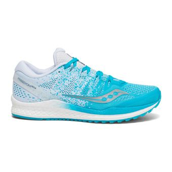 Saucony FREEDOM ISO 2 - Running Shoes - Women's - blue/white