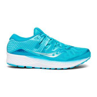 Saucony RIDE ISO - Chaussures running Femme bleu