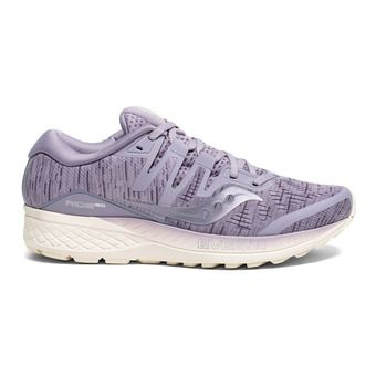 Chaussures running femme RIDE ISO violet