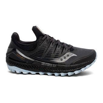 Saucony XODUS ISO 3 - Scarpe da trail Donna grigio/nero