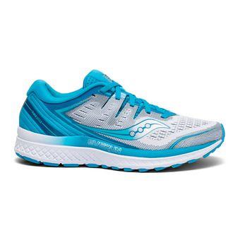 Saucony GUIDE ISO 2 - Zapatillas de running mujer azul