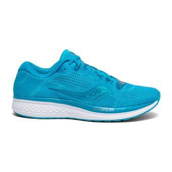 Chaussures running femme JAZZ 21 bleu