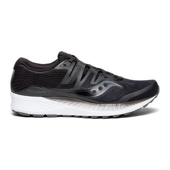 Saucony RIDE ISO - Chaussures running Homme noir