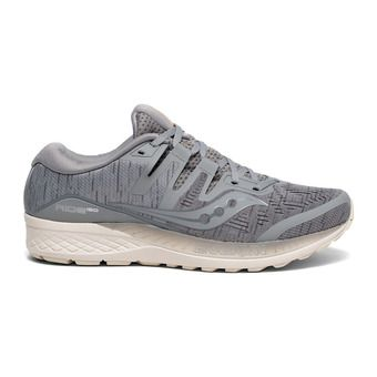 Chaussures running homme RIDE ISO gris