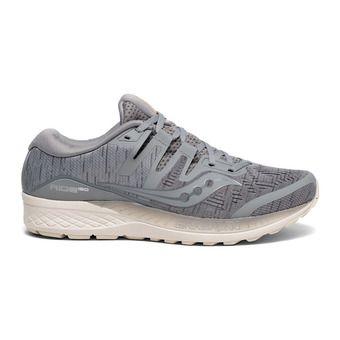 Saucony RIDE ISO - Zapatillas de running hombre gris