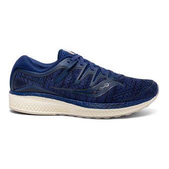 Saucony TRIUMPH ISO 5 - Zapatillas de running hombre azul marino