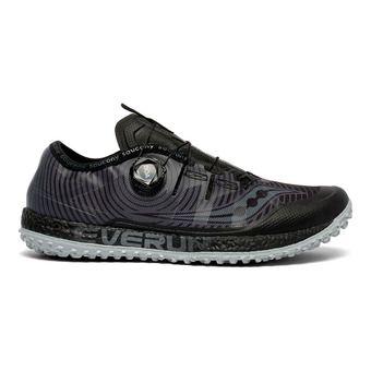 Zapatillas de trail hombre SWITCHBACK ISO negro/gris