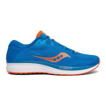 Zapatillas de running hombre JAZZ 21 azul/naranja