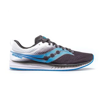 Saucony FASTWITCH 9 - Chaussures running Homme noir/blanc