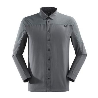 Camisa hombre FLEX crest black