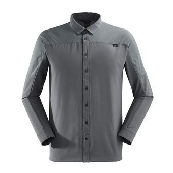 Eider FLEX - Chemise Homme crest black