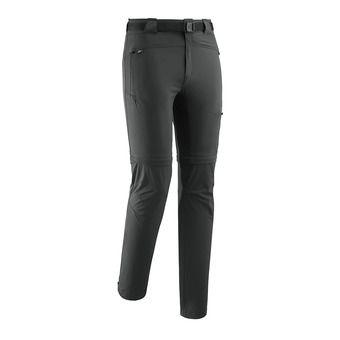Pantalón convertible hombre FLEXZIPOFF crest black