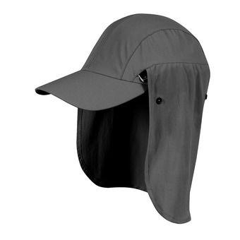 Casquette saharienne FLEX PROTECT crest black