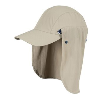 Casquette saharienne FLEX PROTECT mountain brown