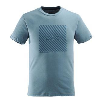 Camiseta hombre YULTON tempest blue