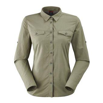 Camisa mujer SHIELD lichen