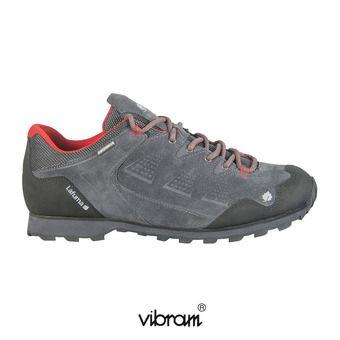 Zapatillas de senderismo hombre APENNINS CLIM carbon/black