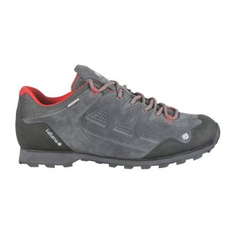 Lafuma APENNINS CLIM - Hiking Shoes - Men's - carbon/black