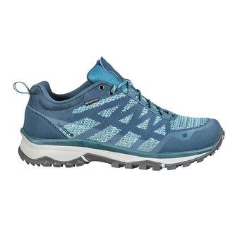 Zapatillas de senderismo mujer SHIFT CLIM legion blue