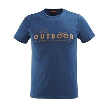 Tee shirt - SHIFT TEE M Homme INSIGNA BLUE