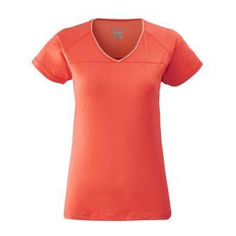 Lafuma TRACK - Tee-shirt Femme poppy