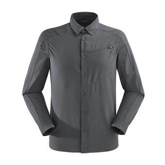Camisa hombre SKIM carbone grey
